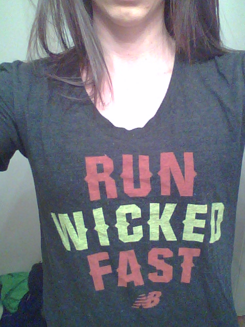 Run Wicked Fast