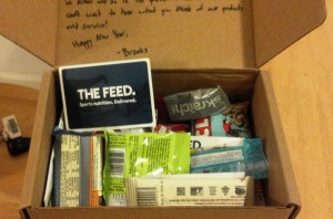 The Feed Box