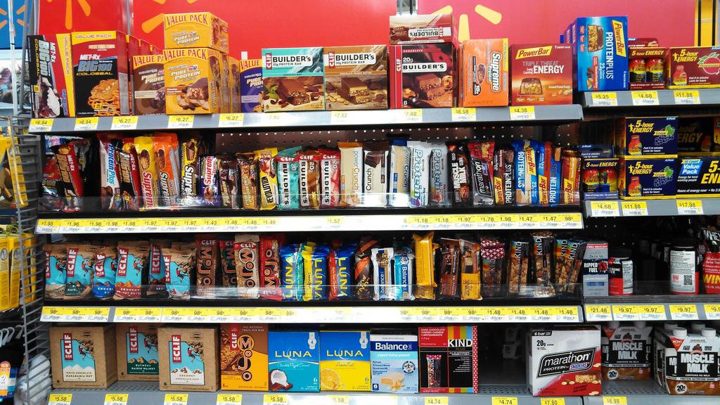 High Protein Foods In Supermarkets