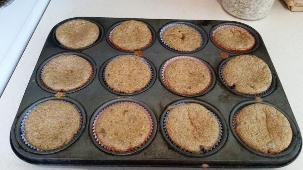 Sweet Potato Muffins - Post